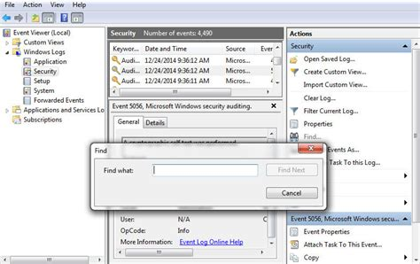 event viewer open and use in windows 7 windows 7 help how to view event logs in windows 7 using event viewer