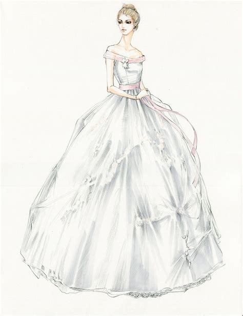Dress Karenia 3 sketch to still how karenina s ill fated heroine came to wear unlucky capes couture