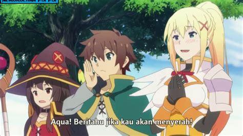 anime kocak scene kocak anime kono subarashii sekai ni shukufuku wo