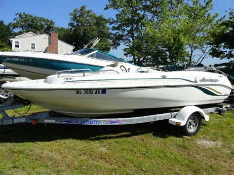 hurricane boats orlando used hurricane fundeck gs 170 outboard boats for sale in
