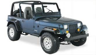 jeep wrangler factory service manuals
