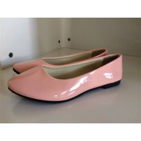 light pink flat shoes 75 shoes light pink flats from miranda s closet on