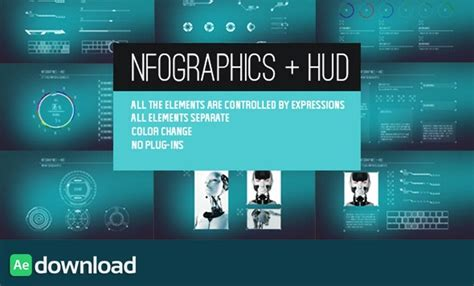 10 Top Hud Infographics Free After Effects Templates Free After Effects Template Videohive Top After Effects Templates