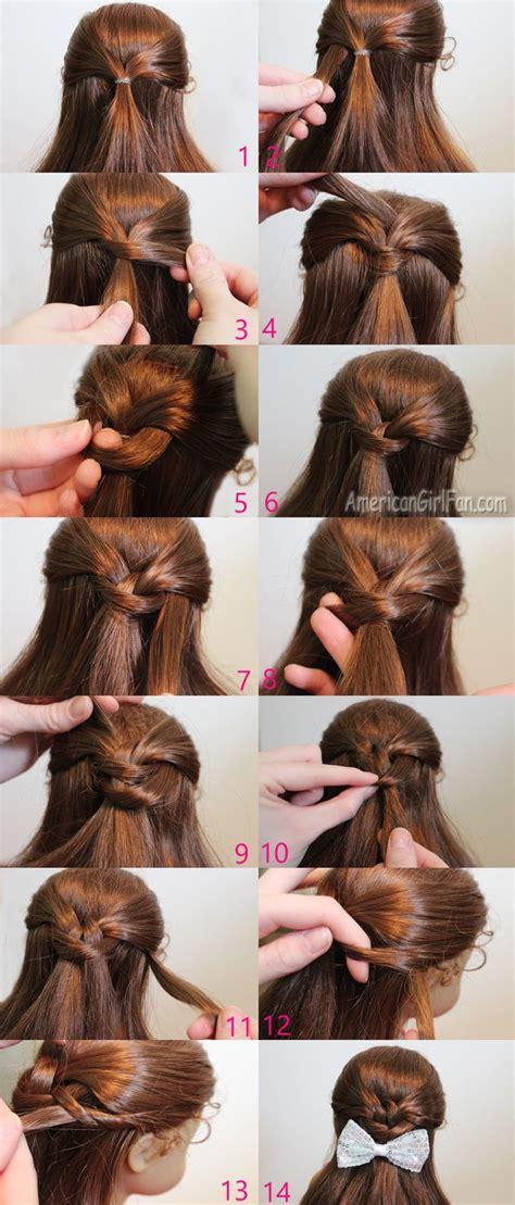 american girl hairstyles step by step 25 best ideas about american girl hairstyles on pinterest