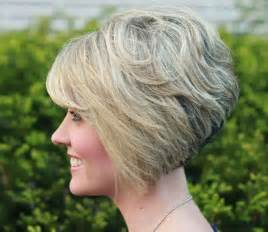 stacked cut hairstyle for stacked bob haircut for short hair 2014 popular haircuts