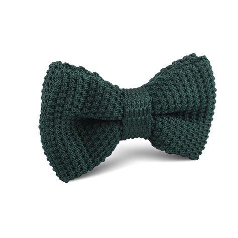 green knitted bow tie knit bowties bowtie ties otaa