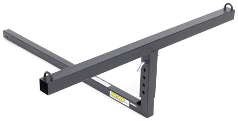 truck bed extender hitch erickson big bed junior load extender for truck bed or roof 2 quot hitches 350 lbs