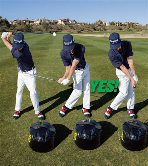 golf swing casting ground up vs top down golf tips magazine