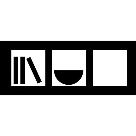 schublade icon rack schublade aus einem wohnzimmer mit b 252 cher und eine