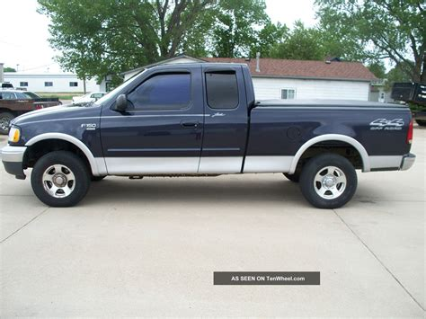 1999 ford f 150 motor