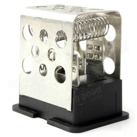 car heater blower resistor car heater blower motor fan resistor for vauxhall zafira astra sale banggood