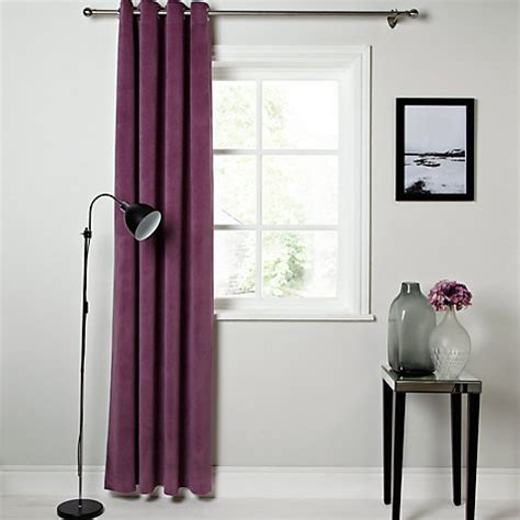 curtains one panel or two buy john lewis erba single panel lined eyelet curtain