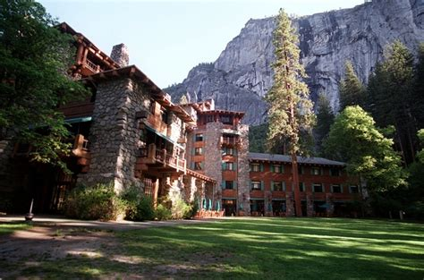 Ahwahnee Dining Room History Is Taking A Hit At Yosemite For Now