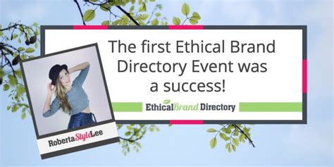 The Shop Voted Most Ethical Brand By Consumers by Conscious Networking Event 15 Nov 2017