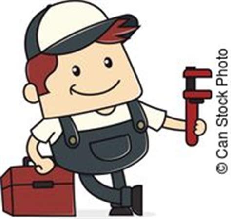 clipart idraulico idraulico cartone animato illustrazione illustrazione