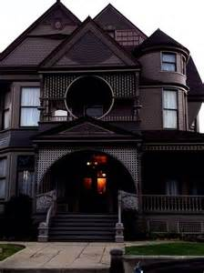 home design eras 1000 ideas about black house on black