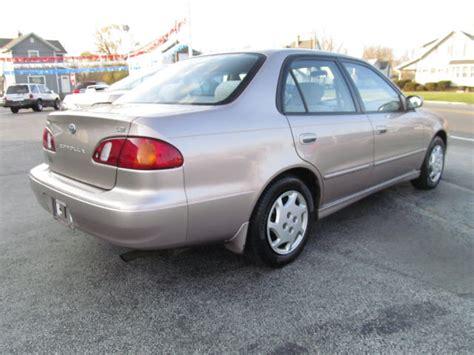 1998 toyota corolla rims toyota corolla 1998 gold sedan le gasoline 4 cylinders
