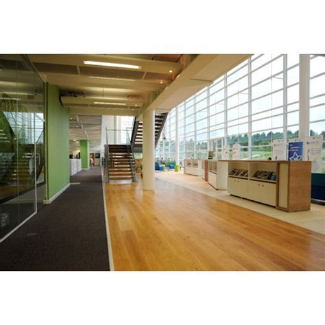 Tarkett?s Epoque Wood Flooring Offices