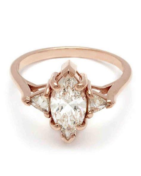 marquise cut engagement rings martha stewart