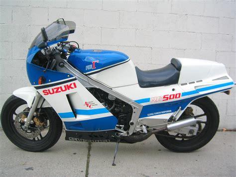 Suzuki Rg Gamma 1986 Suzuki Rg 500 Gamma Moto Zombdrive