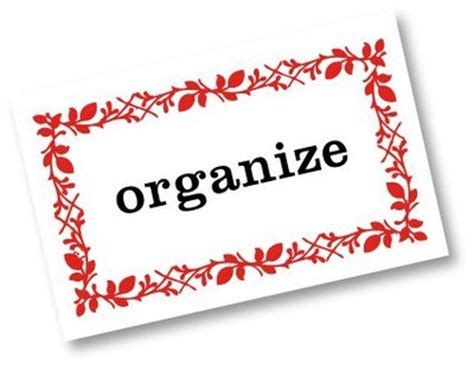 Organize Or Organise by Casual Fridays Happy New Year Do You Have Your One Word