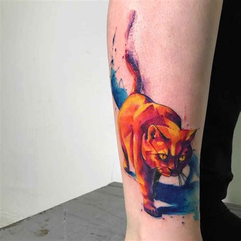 watercolor tattoo emrah watercolor by emrah de lausbub inkppl