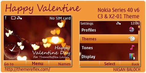 nokia 206 love sad themes nokia c1 01 sad love theme in themereflex new calendar