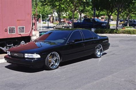 98 impala ss for sale purchase used 1995 chevrolet impala ss 33k