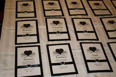 Table Names Wedding Reception Table Names Weddingbee Photo Gallery