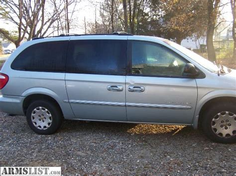 2001 chrysler town and country for sale armslist for sale trade 2001 chrysler town and country