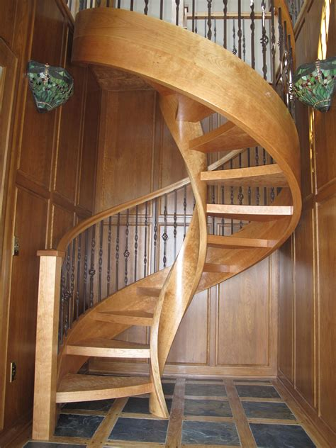 woodwork for home irwin spiral custom spiral staircases