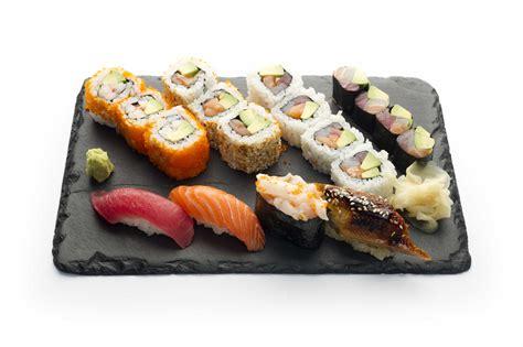sushi in edoki sushi bar paderborn