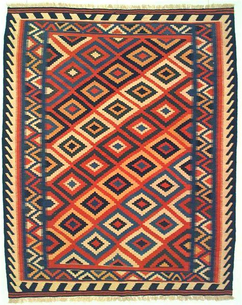 kilim tappeto tappeto kilim gashgai 190 x 151