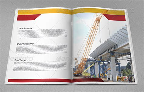 publisher magazine template free 10 modern construction magazine templates for publishers