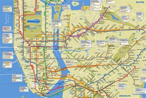 metro ny map fritta roba dell altro mondo un altro rimborso