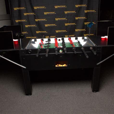 foosball ping pong table foosball pong table
