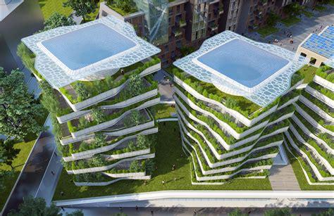 Landscape Architecture Apprenticeship Gallery Of Citt 224 Della Scienza Masterplan Predicts Future
