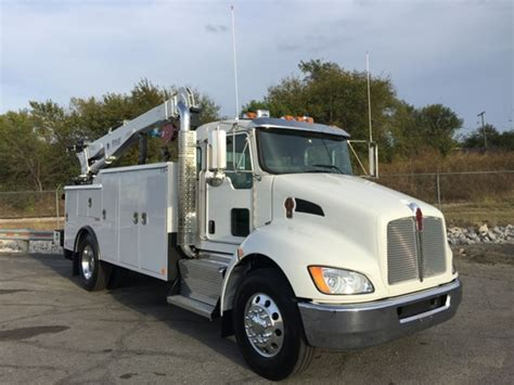 Kenworth T370 In Oklahoma For Sale Used Trucks On