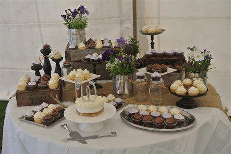 Cupcake Stand Unik Bk31 sweet taters and tales rustic wedding cake