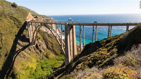 Pch Bridge - 5 gorgeous road trips for fall cnn com