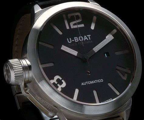u boat watch review classico new u boat classico 925 series limited edition silver
