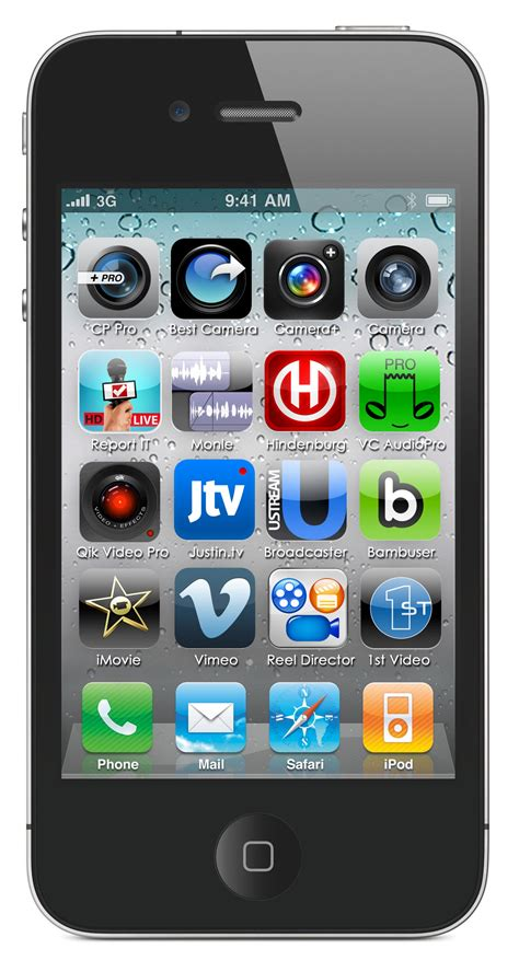 Iphone App 16 must iphone apps for broadcasting glen mulcahy s