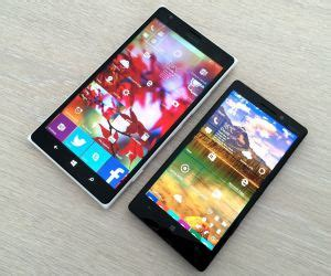 windows 10 mobile first wave to be available on lumia 640 leaked windows 10 mobile screenshots reveal new messaging
