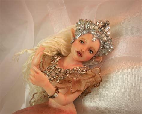 ooak doll tutorial verona barrella ooak polymer clay doll mermaid by