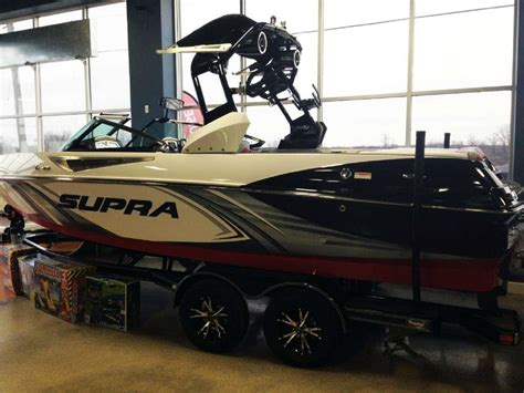 supra boats wisconsin 2014 supra sc350 wakeboard boat for sale in east troy