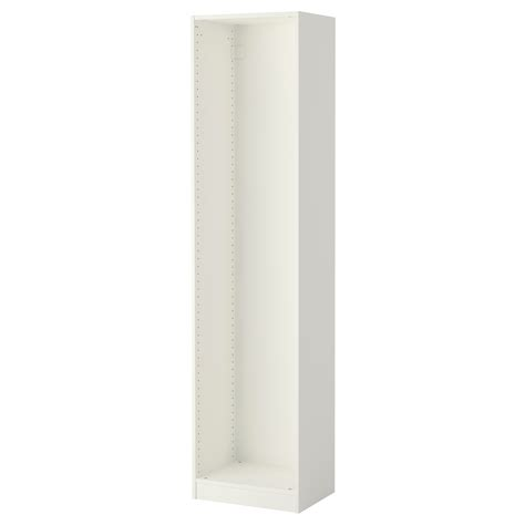pax wardrobe frame white 50x35x201 cm