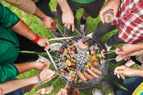 The Backyard Grilling Company by How To Organise A Great Barbecue With Images