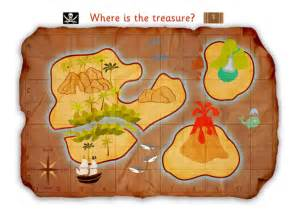 Treasure Map Template Ks1 by Pirate Treasure Map Poster Free Early Years Primary