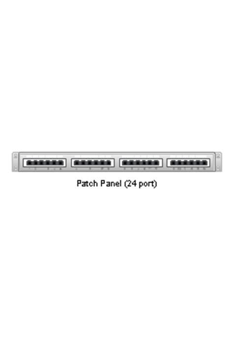 24 port patch panel visio patch panel 24 port visio stencil steam pdfs