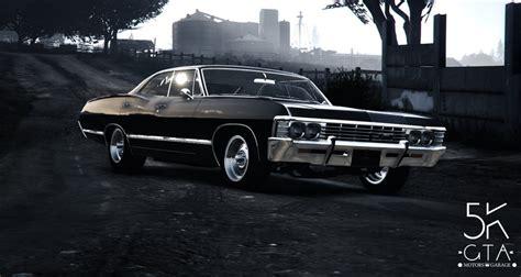 gta 5 chevrolet impala 67 mod gtainside
